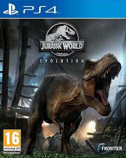 預購中7月3日發售中文版[輔導級]PS4侏羅紀世界:進化