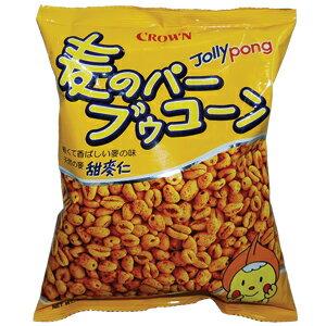 韓國 CROWN 皇冠 甜麥仁 餅乾 90g