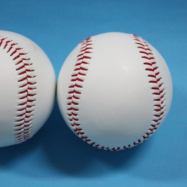 硬式縫線棒球 紅線棒球 縫線棒球 標準PU縫線棒球 九宮格用棒球(硬式)/一個入{定60}