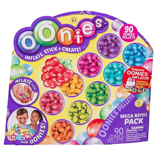 《Oonies》神奇黏黏氣球豪華補充包