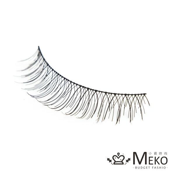 【MEKO】優質手工編織假睫毛#712