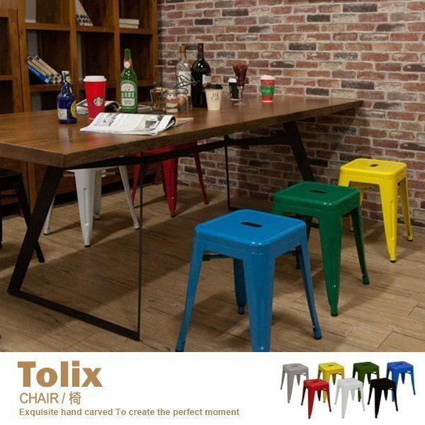 椅凳 餐椅 桌椅 凳 經典北歐設計-Tolix A Chair 工業美學單椅【185】品歐家具