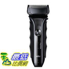 [104東京直購] BRAUN 德國百靈 Water flex系列 黑色 WF1s 電動刮鬍刀