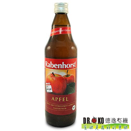 DR.OKO德逸 有機蘋果原汁 750ml/瓶