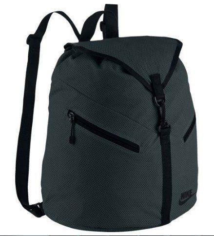 Nike AZEDA BACKPACK 後背包 水桶包 雙肩 墨綠 黑【運動世界】BA4930-364