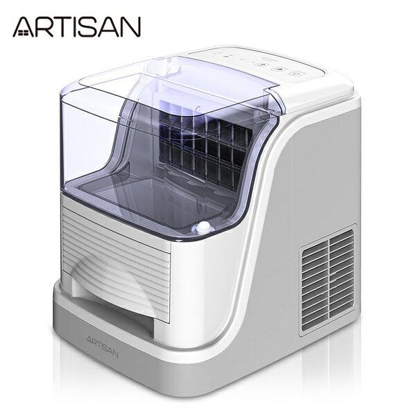 【現貨+贈奇美18公升家用電烤箱 20分鐘快速製成】ARTISAN 奧的思2.5L快速製冰塊機 製冰機 ICM1588