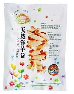 愛天然-天然洋芋卷(集賢庇護工場)原味(純素)50g包