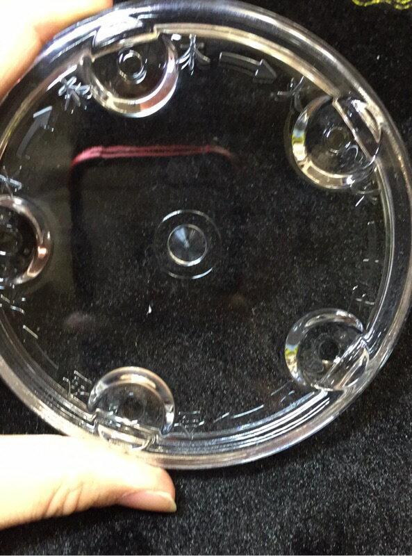 「五行倉庫」五行盤 直盤 三公分天然水晶球