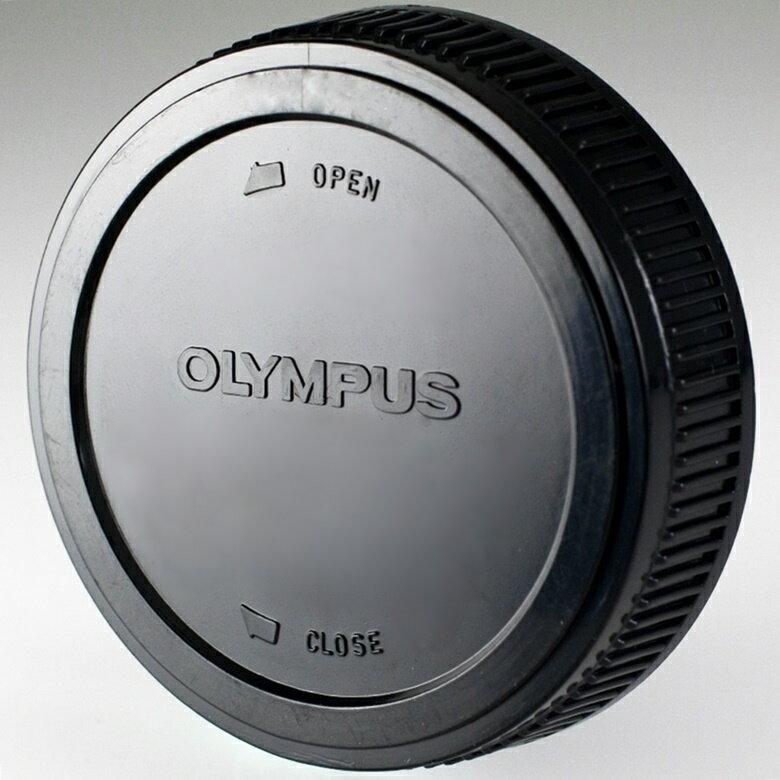 我愛買#奧林巴斯Olympus鏡頭後蓋4/3鏡頭後蓋適Micro Four Thirds接環M4/3接環M43接環(副廠鏡頭後蓋,相容原廠鏡頭後蓋)4/3後蓋Olympus後蓋Olympus鏡頭保護後..