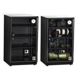 防潮家電93公升AD-88S 收藏家電子防潮箱 免運費 五年保固 單眼相機 4P四保科技