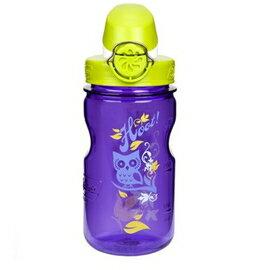 【速捷戶外】NALGENE 1263-0003 OTF 兒童運動水壺(貓頭鷹)375cc ,兒童水瓶BPA-free,運動水壺,登山水壺