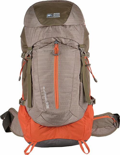 【露營趣】中和 送手電筒 犀牛 RHINO Blue Ridge 38公升透氣網 登山背包 旅遊背包 休閒背包 R238