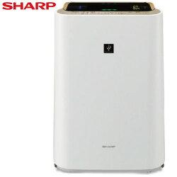 【買就送快煮壺】SHARP夏普 KC-JD70T-W 空氣清淨機 自動除菌離子 日本原裝進口 適用坪數10-16坪