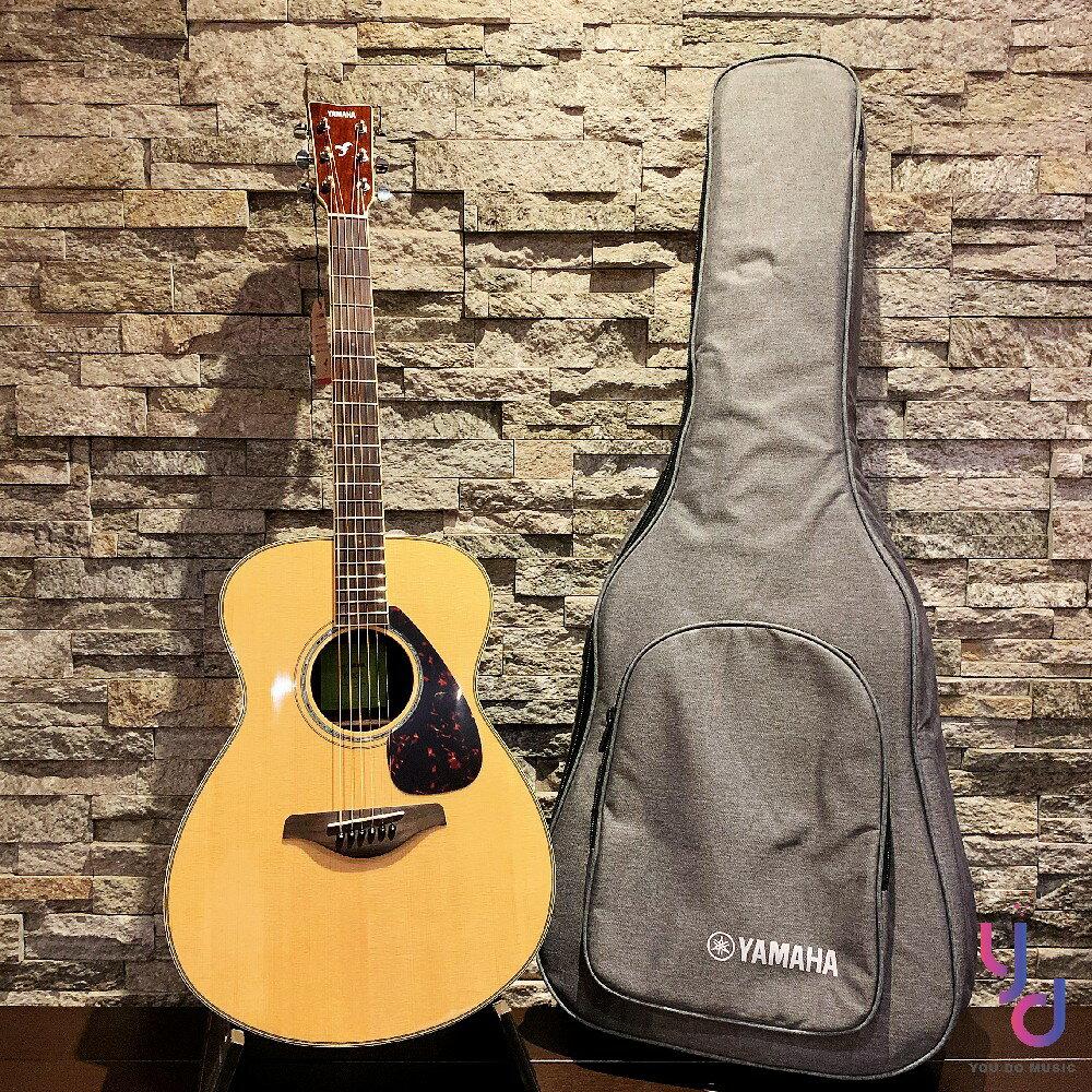 現貨免運 贈高階原廠琴袋 千元配件 Yamaha FG 830 單板 民謠 木 吉他 玫瑰木 側背板 音色飽滿