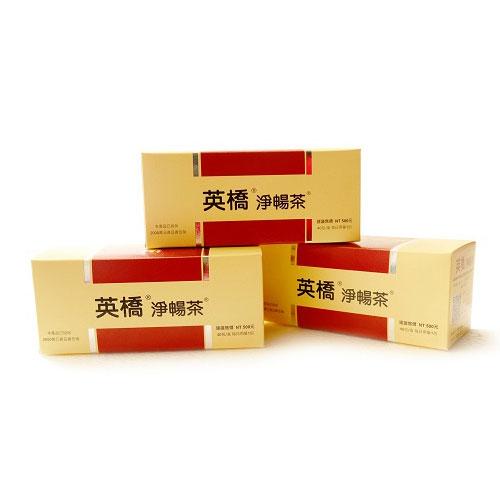 英橋淨暢茶40包盒