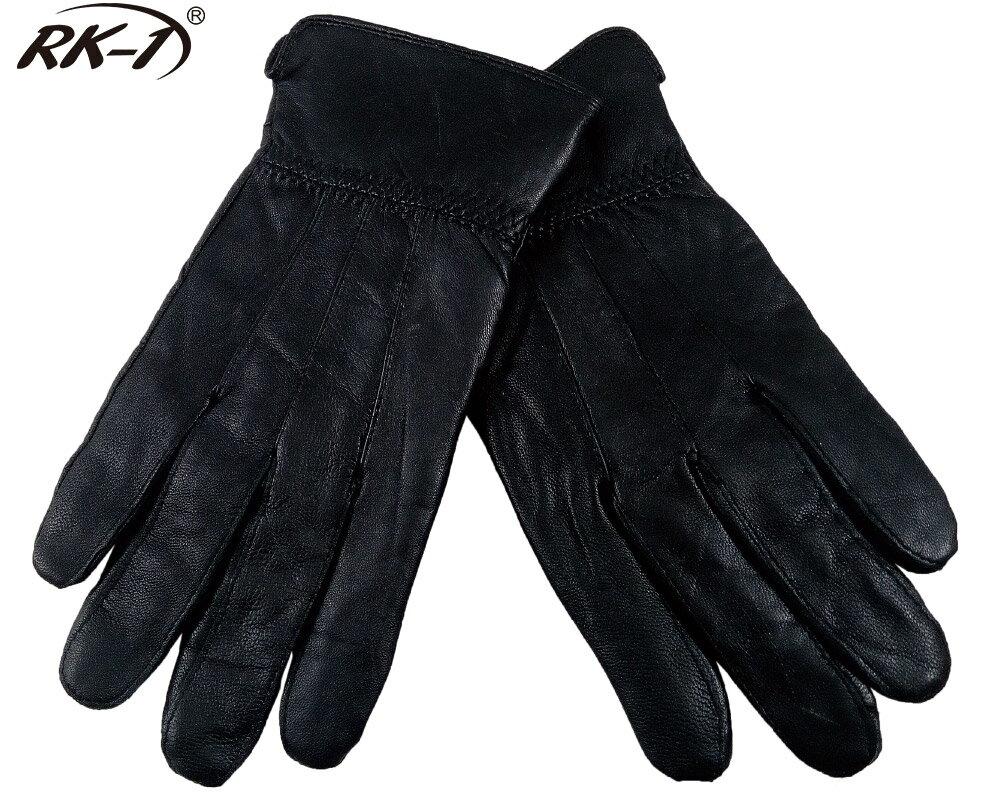 小玩子 RK-1 男用 手套 保暖 柔軟 休閒 舒適 皮革 帥氣 黑武士 騎車 機車 RK181