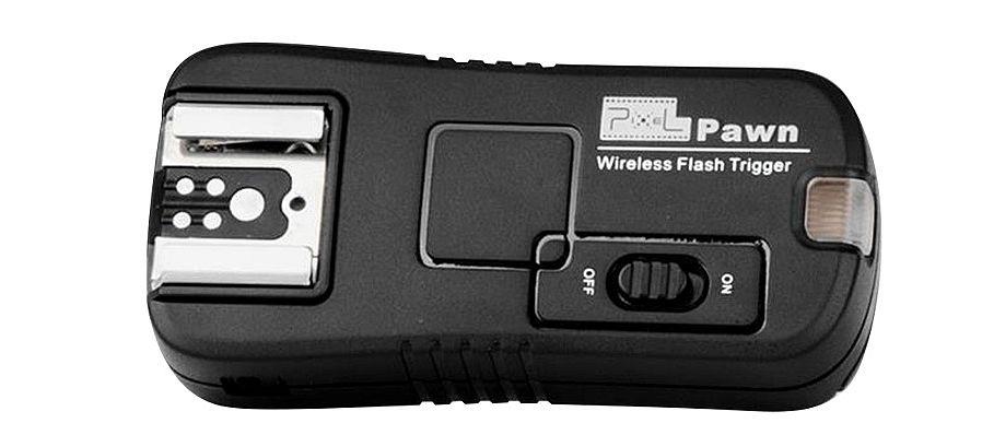 【普羅相機】品色PIXEL 無線電快門/閃光燈遙控接收器/pawn(36系列)專用