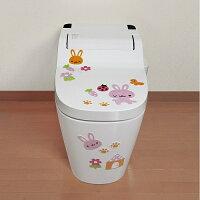 日本製造SANKO兒茶素馬桶消臭貼(小兔) 0