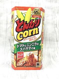 好侍金牛角玉米餅-番茄大蒜義大利麵味75g盒