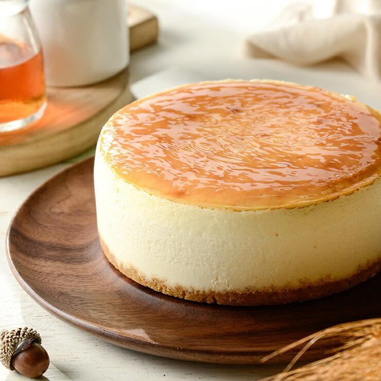 ❤️原味超濃生乳起司❤️6吋重純乳酪❤️[聚會甜點~彌月蛋糕~團購美食~伴手禮]**店長推薦**▶全館滿499免運