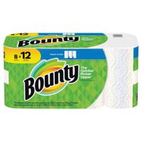 8 Giant Rolls Bounty Select-A-Size 2-Ply Paper Towels Deals
