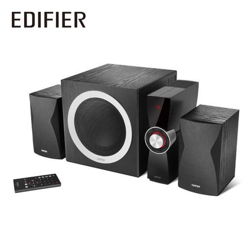 迪特軍3C:EDIFIER【C3X】喇叭三件式2.1聲道高品質喇叭音響喇叭音箱電腦喇叭【迪特軍3C】