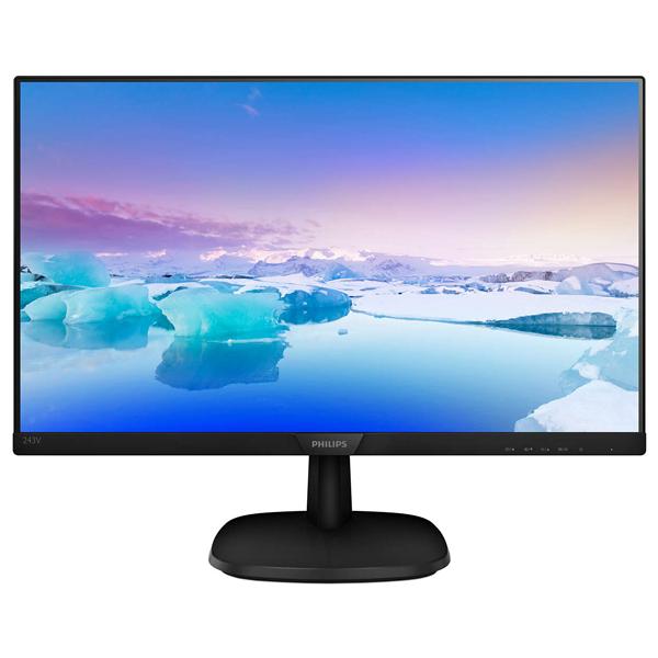 PHILIPS 飛利浦 24型 243V7QDAB IPS 低藍光不閃頻 / HDMI / 內建喇叭 液晶電腦螢幕顯示器 1