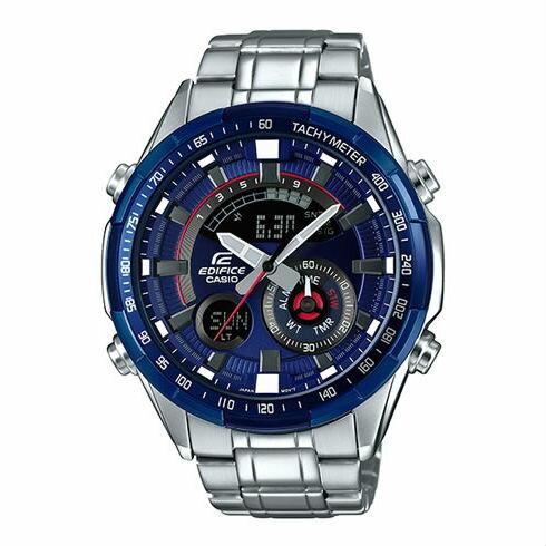 CASIOEDIFICEERA-600RR-2Apeed&Intelligence賽車概念多功能雙顯腕錶48mm