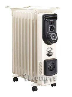 出清【德國原裝/二年保固】北方葉片式恆溫電暖爐-9葉片 NR-09ZL /NP-09ZL ** 免運費 **