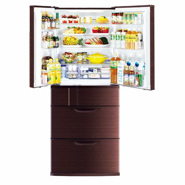 MITSUBISHI 三菱 635公升變頻六門電冰箱 MR-JX64W **免運費+基本安裝+舊機回收**