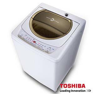 TOSHBA 東芝星鑽不鏽鋼槽11公斤洗衣機 AW-B1291G (WD)璀璨金 **免運費+基本安裝+舊機回收**