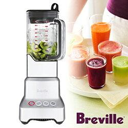 [滿3千,10%點數回饋]Breville鉑富    2公升 樂纖冰沙果汁機 BBL800XL **免運費**