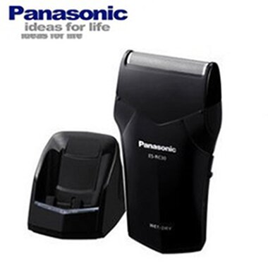 Panasonic國際牌單刀水洗旅行用電鬍刀 ES-RC30 /ES-RC30-K **免運費**