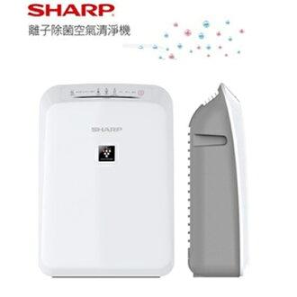 SHARP 夏寶 高濃度自動除菌離子空氣清淨機適用3-8坪 FU-D30T  **免運費**