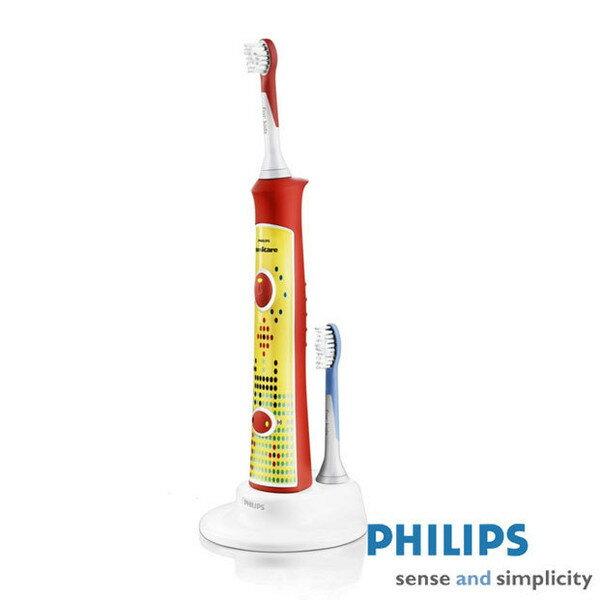 PHILIPS 飛利浦 音波震動兒童牙刷 HX6311 / HX-6311 **免運費**