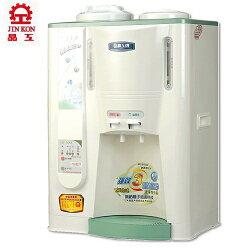 [滿3千,10%點數回饋]100%台灣製造 晶工牌 10.3公升 溫熱全自動開飲機 JD-3688 / JD3688  **免運費**