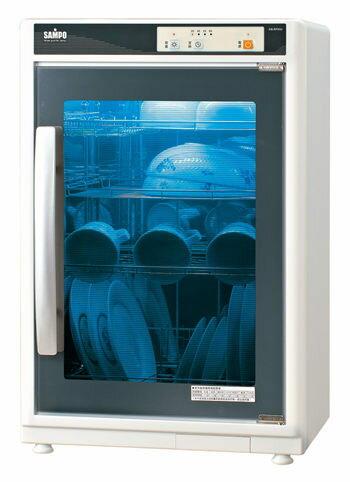 SAMPO 聲寶 四層 光觸媒 紫外線 殺菌 烘碗 KB-RF85U ** 免運費 **