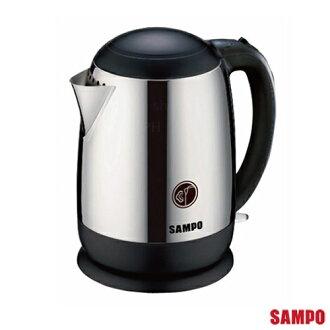 ★展示機出清品★SAMPO 聲寶 1.5L不鏽鋼快煮壺 KP-PC15C **免運費**