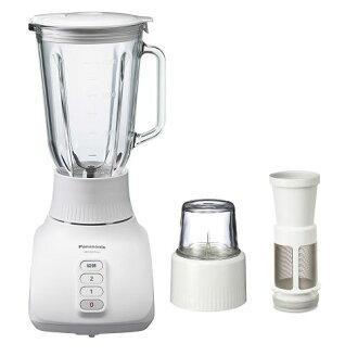 Panasonic國際 玻璃杯果汁機+乾濕兩用研磨杯 MX-GX1561 / MXGX1561 **免費運**