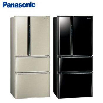 『Panasonic』 ☆ 國際牌 EcoNavi 610L四門變頻冰箱(NR-D618HV  **免運費+基本安裝**