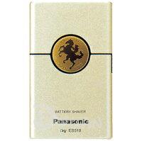 父親節禮物推薦PANASONIC 國際牌卡片型電鬍刀 ES-518(金色) *** 免運費 ***