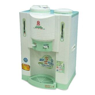 100%台灣製造 晶工牌10.5公升溫熱開飲機 JD-3600 **免運費**