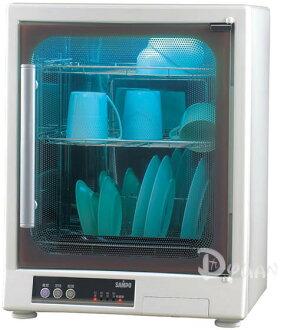 SAMPO 聲寶 三層光觸媒紫外線 烘碗機 KB-GD65U ** 免運費 **