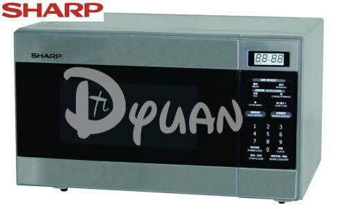 ★福利品出清★ SHARP 夏寶 22公升觸控式微波爐 R-T29R(S)/RT29R(S) **免運費**
