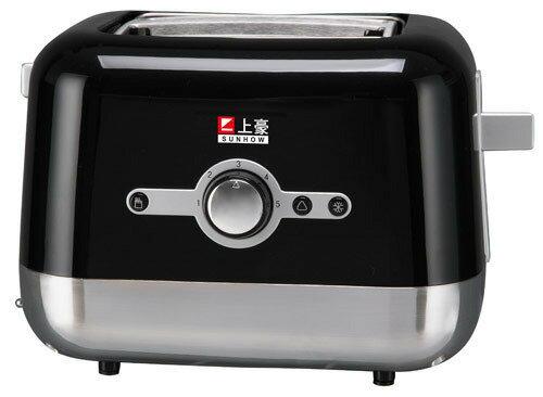 ◆展示品◆SUNHOW上豪歐風烤麵包機 TO-202 *** 免運費 ***