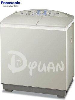 ★分期0利率★PANASONIC國際牌 9KG 雙槽大海龍洗衣機 NW-90RC **免運費+基本安裝+載走舊機**