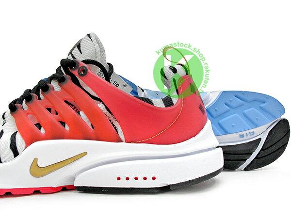 2020 經典鞋款 重新復刻 韓國 國家限定色 NIKE AIR PRESTO KOREA 虎紋 白藍紅 國旗色 太極虎 魚骨鞋 慢跑鞋 隱藏式氣墊 (CJ1229-100) ! 3