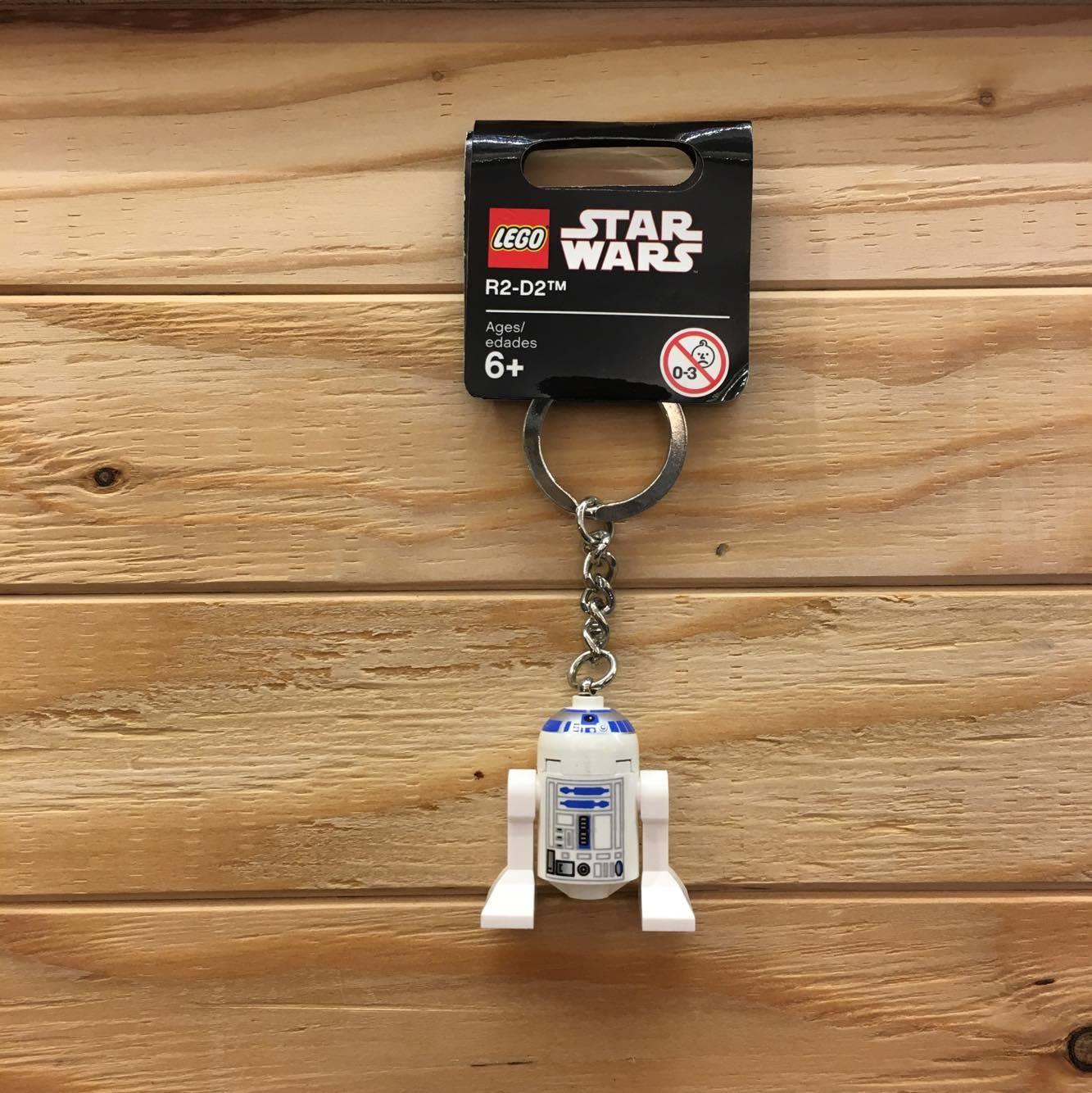 BEETLE LEGO STAR WARS R2-D2 星際大戰 樂高 積木 鑰匙圈 玩具 機器人 正品
