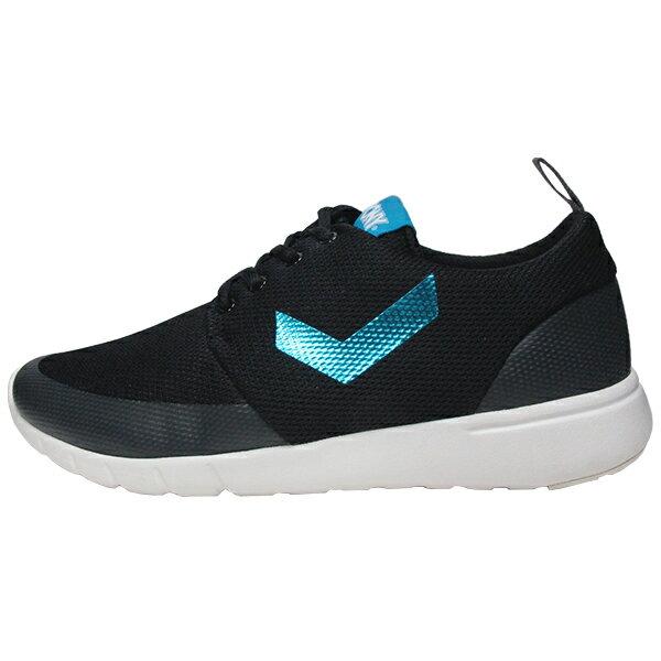 《限時特價799元》 Shoestw【64M1HO61BL】PONY復古慢跑鞋 黑藍 軟Q 男款 1