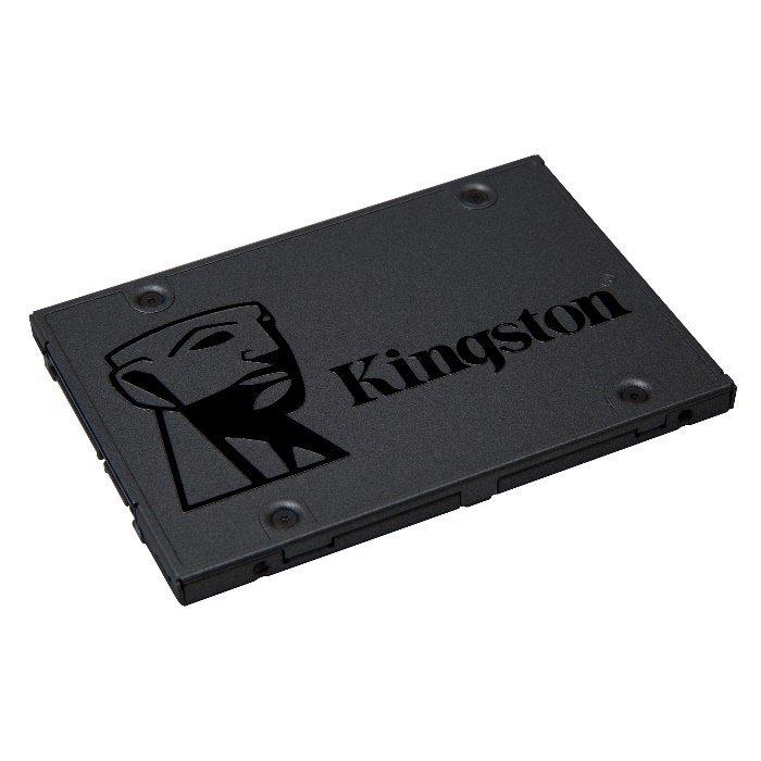 【新風尚潮流】金士頓 固態硬碟 A400 SSD 120GB SATA3 讀500MB/s SA400S37/120G